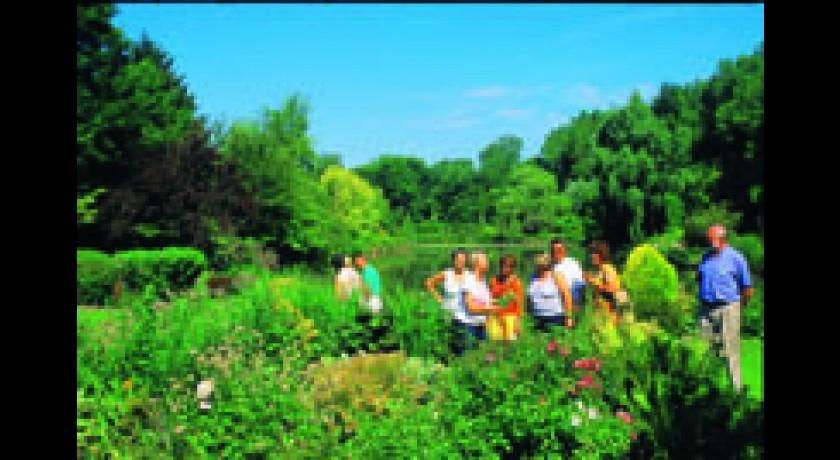 Jardin a fleur d 39 o davenescourt tourisme for O jardins d eglantine