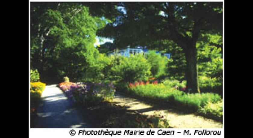 jardin des plantes caen - Jardin Des Plantes Caen