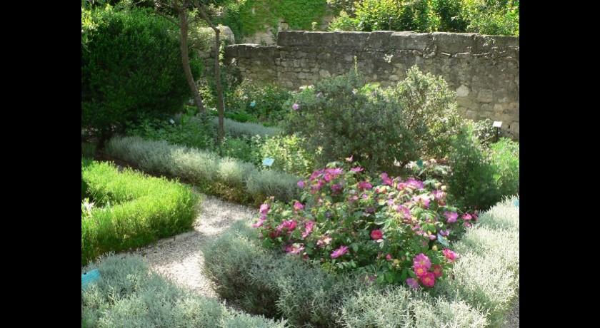 Jardin m di val uz s tourisme for Jardin medieval