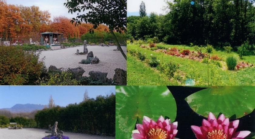Jardin zen montvendre tourisme jardin de m ditation for Jardin zen drome
