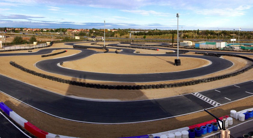 Karting, poket bike de toreilles