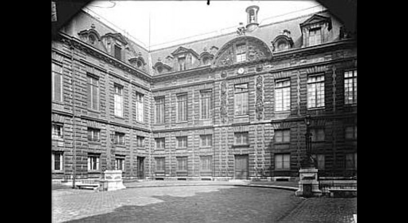 Monuments paris lieux touristiques monuments paris for Lieux touristiques paris