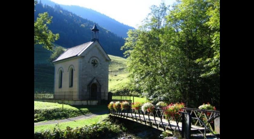 La chapelle du bienheureux jean d 39 espagne le reposoir tourisme - Office du tourisme d espagne ...