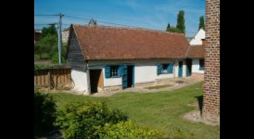 La maison du serger atelier de tisserand et maison d for Atelier de la maison