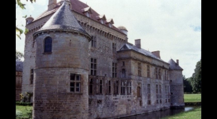 Le Chateau de Pailly
