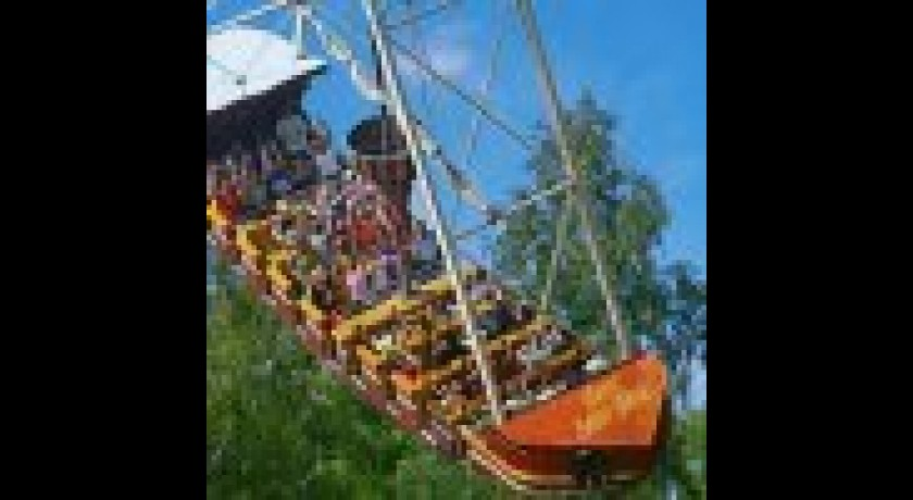 Le Parc D'attractions Ludiques  Saint-paul