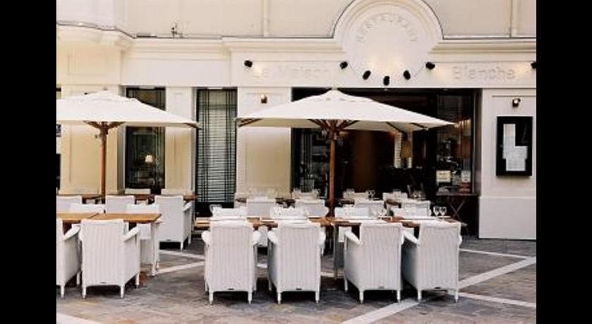 Lmb restaurant la maison blanche biarritz tourisme bar th me for A la maison restaurant
