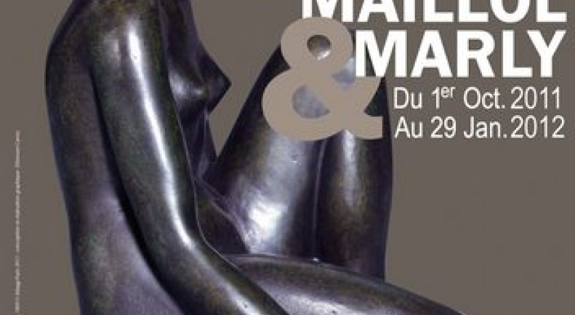 Maillol Et Marly  Louveciennes
