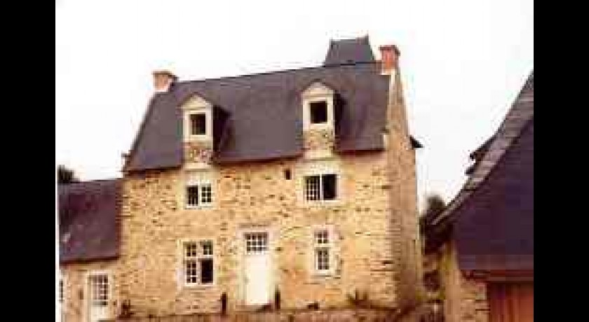 Manoir de malabry loigne sur mayenne tourisme patrimoine et architecture - Office de tourisme de mayenne ...