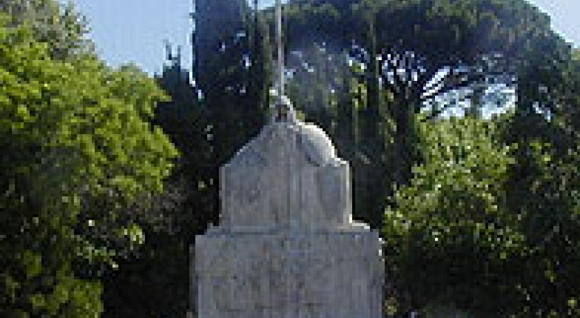 Monument Aux Morts de Toulon