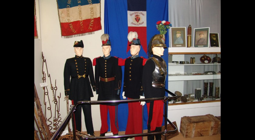 Musée Militaire   Chagny