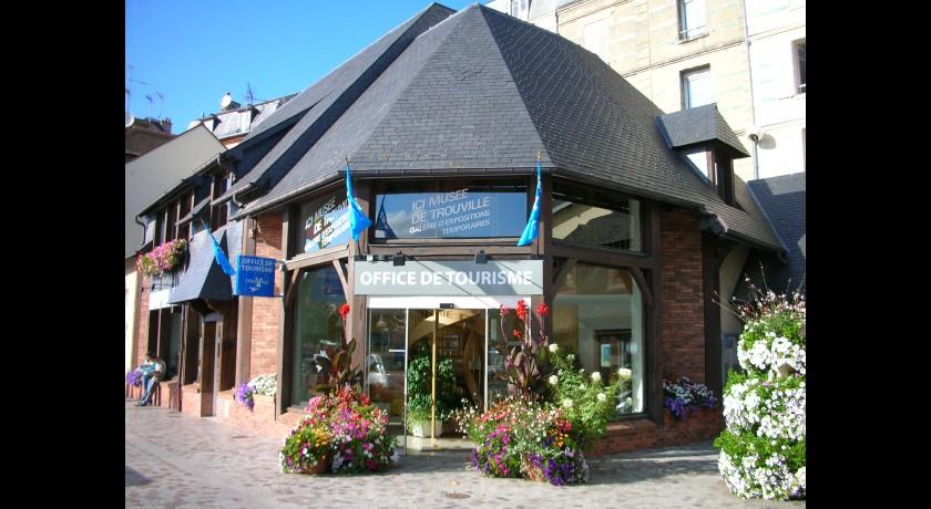 Villa strassburger deauville tourisme - Office du tourisme deauville trouville ...
