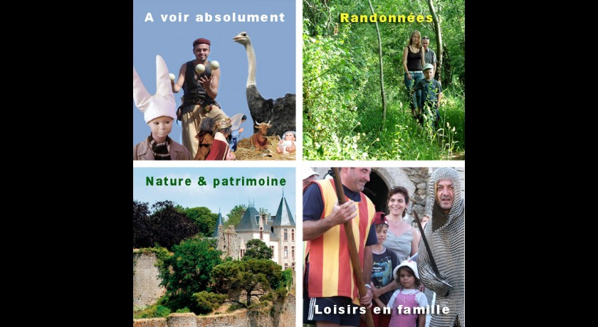 Office de tourisme du pays du bocage bressuirais bressuire tourisme renseignements touristiques - Office tourisme bressuire ...