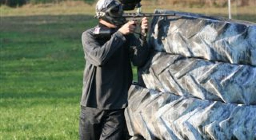 Paintball En Aveyron  Montrozier