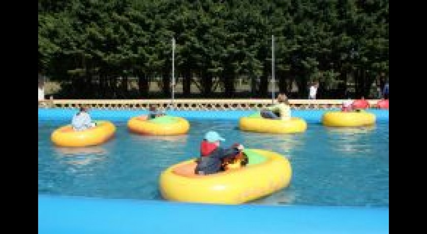 Parc de jeux et de loisirs pour enfants orcet pr s de - Trampoline clermont ferrand ...