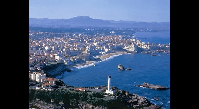 Plage du vvf anglet tourisme plage surveill e - Phare de biarritz ...