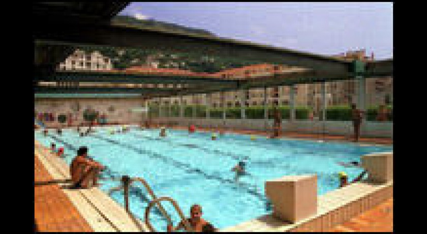 Piscine saint roch nice tourisme for Piscine nice