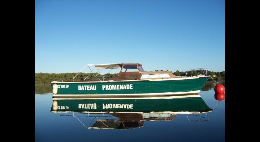 promenades en bateau biscarrosse lac tourisme bateaux promenade. Black Bedroom Furniture Sets. Home Design Ideas