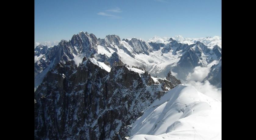 T l ph rique de l 39 aiguille du midi chamonix mont blanc tourisme - Office du tourisme aiguilles ...