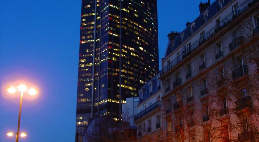 Tour montparnasse paris tourisme site et monument historiques for Piscine montparnasse