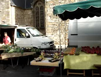 Video Marché de Crozon